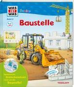 Cover-Bild zu Braun, Christina: WAS IST WAS Junior Band 2. Baustelle