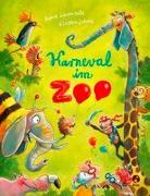 Cover-Bild zu Schoenwald, Sophie: Karneval im Zoo