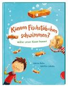 Cover-Bild zu Rahn, Sabine: Können Fischstäbchen schwimmen?