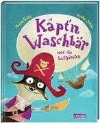 Cover-Bild zu Gries, Martin: Käpt'n Waschbär und die Luftpiraten