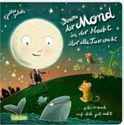 Cover-Bild zu Jakobs, Günther: Wenn der Mond in der Nacht über alle Tiere wacht ... gibt er auch auf dich gut acht