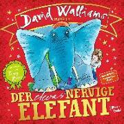 Cover-Bild zu Walliams, David: Der etwas nervige Elefant