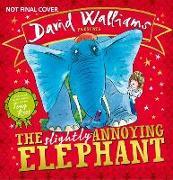 Cover-Bild zu Walliams, David: The Slightly Annoying Elephant