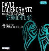 Cover-Bild zu Lagercrantz, David: Vernichtung