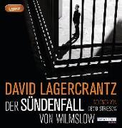 Cover-Bild zu Lagercrantz, David: Der Sündenfall von Wilmslow