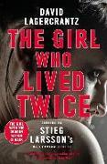 Cover-Bild zu Lagercrantz, David: The Girl Who Lived Twice