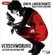 Cover-Bild zu Lagercrantz, David: Verschwörung