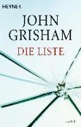 Cover-Bild zu Grisham, John: Die Liste
