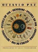 Cover-Bild zu Paz, Octavio: Piedra de Sol = Sunstone