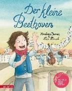 Cover-Bild zu Dumas, Kristina: Der kleine Beethoven