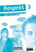 Cover-Bild zu Respekt 3. Handreichungen für den Unterricht von Brüning, Barbara