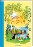 Cover-Bild zu Scheffel, Annika: Sommer auf Solupp