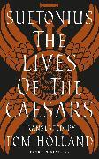Cover-Bild zu Suetonius: The Lives of the Caesars