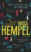 Cover-Bild zu Bynum, Sarah Shun-lien: Die überaus talentierte Miss Hempel (eBook)