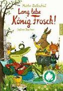 Cover-Bild zu Baltscheit, Martin: Lang lebe König Frosch!