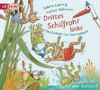 Cover-Bild zu Ludwig, Sabine: Drittes Schilfrohr links - Geschichten vom Seerosenteich