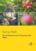Cover-Bild zu Frisch, Karl von: Der Farbensinn und Formensinn der Biene