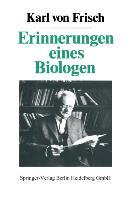 Cover-Bild zu Frisch, Karl von: Erinnerungen eines Biologen