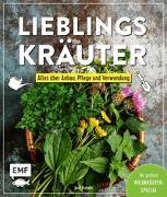 Cover-Bild zu Gutjahr, Axel: Lieblingskräuter - Alles über Anbau, Pflege und Verwendung