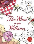 Cover-Bild zu Racehorse Publishing: Classics to Color: The Wind in the Willows