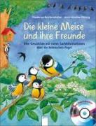 Cover-Bild zu Reichenstetter, Friederun: Die kleine Meise und ihre Freunde