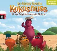 Cover-Bild zu Siegner, Ingo: Der Kleine Drache Kokosnuss - Hörspiel zur TV-Serie 02