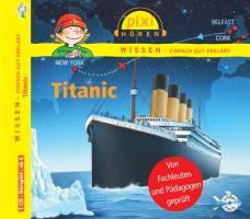 Cover-Bild zu Baltscheit, Martin (Gelesen): Titanic