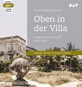 Cover-Bild zu Maugham, W. Somerset: Oben in der Villa