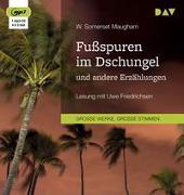 Cover-Bild zu Maugham, W. Somerset: Fußspuren im Dschungel und andere Erzählungen