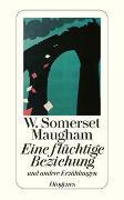 Cover-Bild zu Maugham, W. Somerset: Eine flüchtige Beziehung