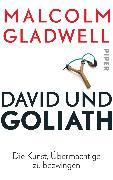 Cover-Bild zu Gladwell, Malcolm: David und Goliath