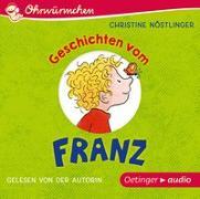 Cover-Bild zu Nöstlinger, Christine: Geschichten vom Franz