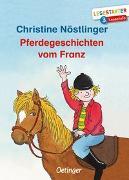 Cover-Bild zu Nöstlinger, Christine: Pferdegeschichten vom Franz