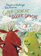 Cover-Bild zu Nöstlinger, Christine: Guter Drache und Böser Drache
