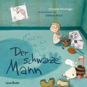 Cover-Bild zu Nöstlinger, Christine: Der schwarze Mann