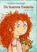 Cover-Bild zu Nöstlinger, Christine: Die feuerrote Friederike