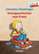 Cover-Bild zu Nöstlinger, Christine: Schulgeschichten vom Franz
