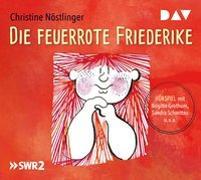 Cover-Bild zu Christine, Nöstlinger: Die feuerrote Friederike