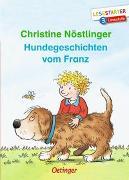 Cover-Bild zu Nöstlinger, Christine: Hundegeschichten vom Franz