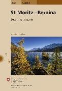 Cover-Bild zu St. Moritz / Bernina. 1:25'000