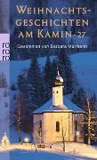 Cover-Bild zu Mürmann, Barbara (Hrsg.): Weihnachtsgeschichten am Kamin 27