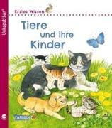 Cover-Bild zu Klose, Petra: Unkaputtbar 1: Erstes Wissen: Tiere und ihre Kinder