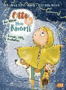 Cover-Bild zu Schomburg, Andrea: Otto und der kleine Herr Knorff - Donner, Blitz, Knobelius