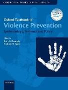 Cover-Bild zu Donnelly, Peter D. (President: Oxford Textbook of Violence Prevention