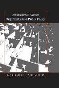 Cover-Bild zu Rivera, Mario A.: Institutional Racism, Organizations & Public Policy