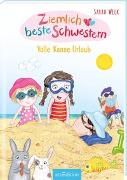 Cover-Bild zu Welk, Sarah: Ziemlich beste Schwestern - Volle Kanne Urlaub (Ziemlich beste Schwestern 4)