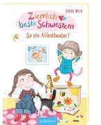 Cover-Bild zu Welk, Sarah: Ziemlich beste Schwestern - So ein Affentheater! (Ziemlich beste Schwestern 2)