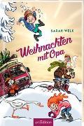 Cover-Bild zu Welk, Sarah: Weihnachten mit Opa (Spaß mit Opa 2)