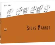 Cover-Bild zu McKee, David: Sechs Männer
