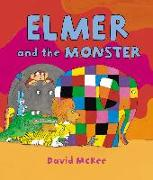 Cover-Bild zu McKee, David: Elmer and the Monster